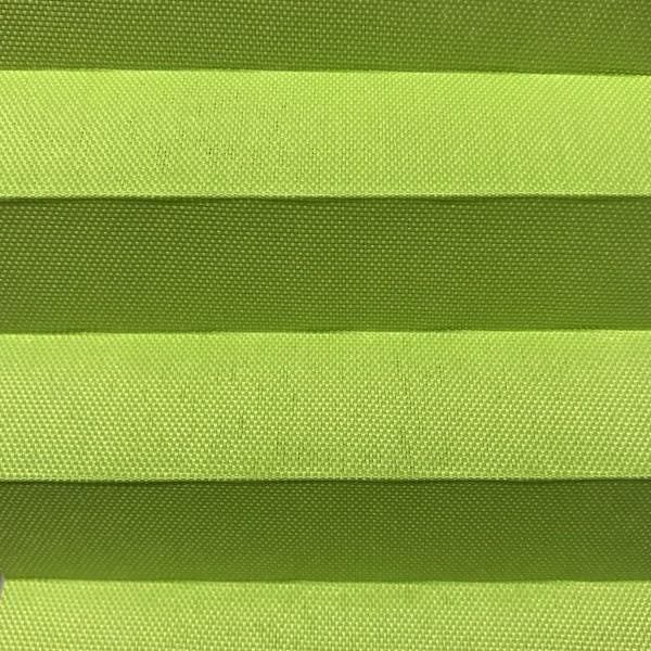 Plissee Samba Green