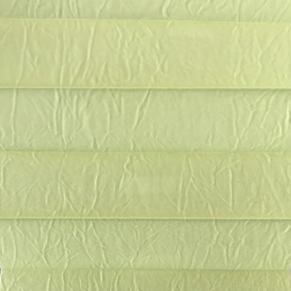 Plissee Crush-Light Green