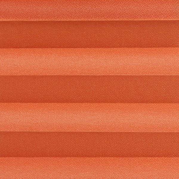 Plissee Kyoto Perl Orange
