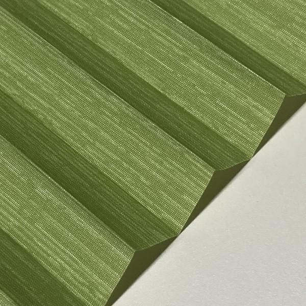 Plissee Madagaskar Perl Green