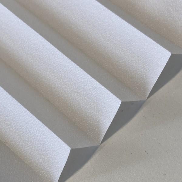 Plissee Kyoto-Solo Weiß