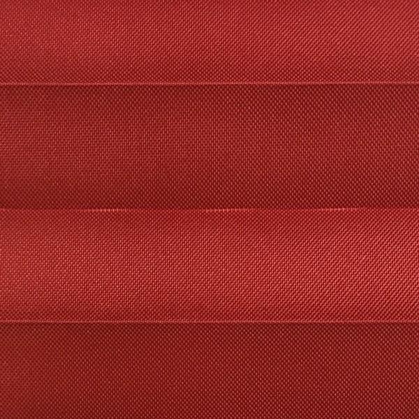 Plissee Sina Rot