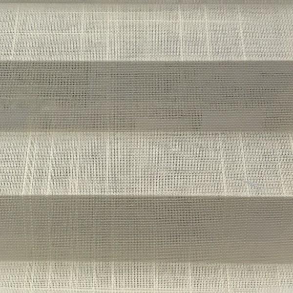 Plissee Waltz Transparent Creme