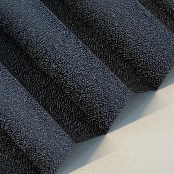 Plissee Kyoto Perl Schwarz