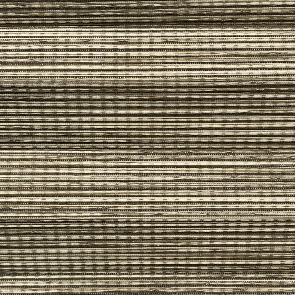 Plissee Bamboo Nuss