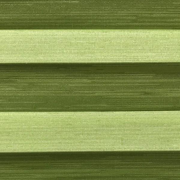 Plissee Madagaskar Green