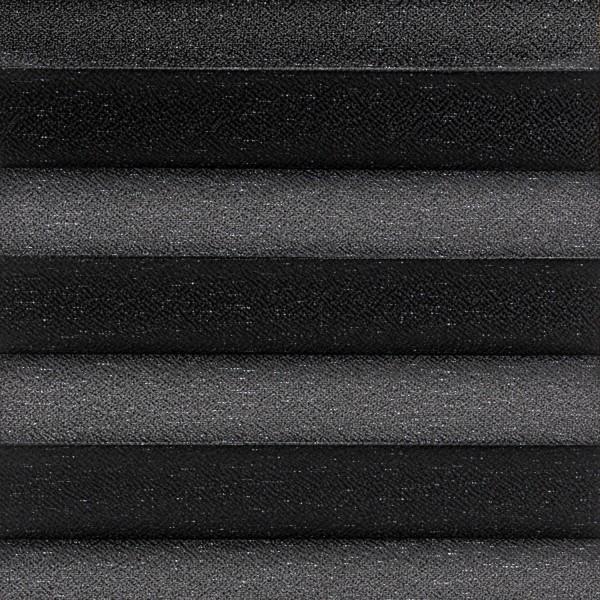 Das Wohl günstigste maßgefertigte Plissee Deutschlands Black