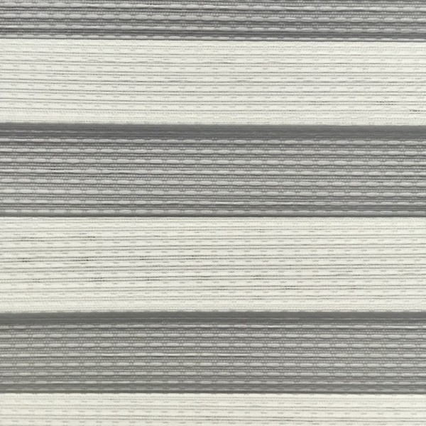 Plissee Bamboo Weiß