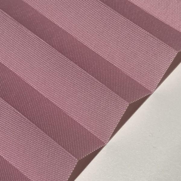 Plissee Samba Pink