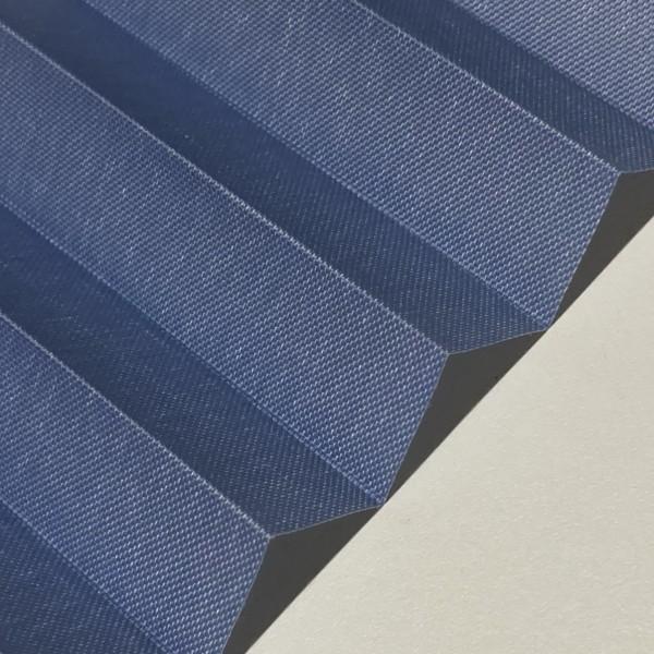 Plissee Samba Perl Blue