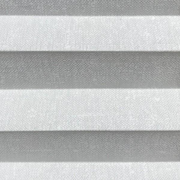 Plissee Sahara Perl Weiß