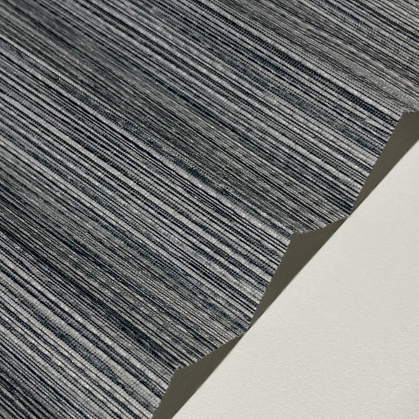 Plissee Bamboo Black & White
