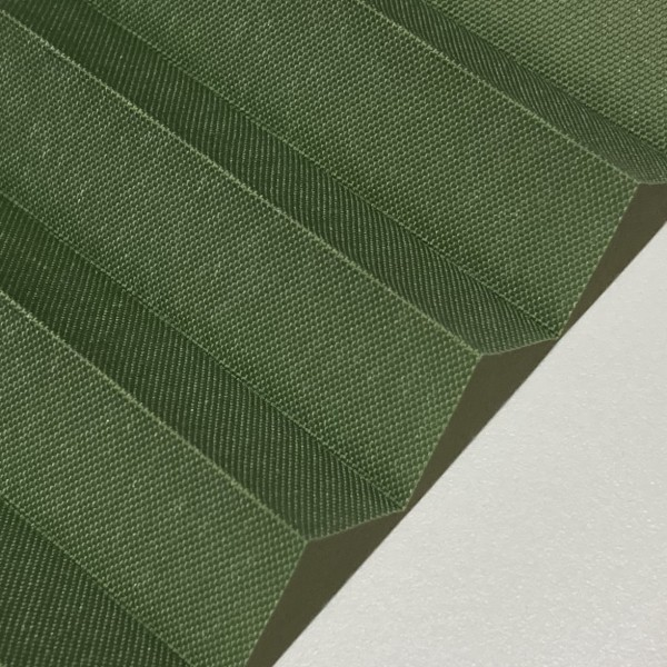 Plissee Samba Perl Green