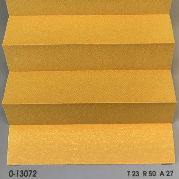 Plissee Kyoto Perl Gelb