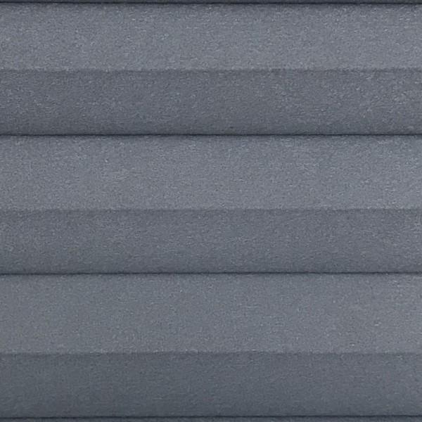 Wabenplissee Soft Grau